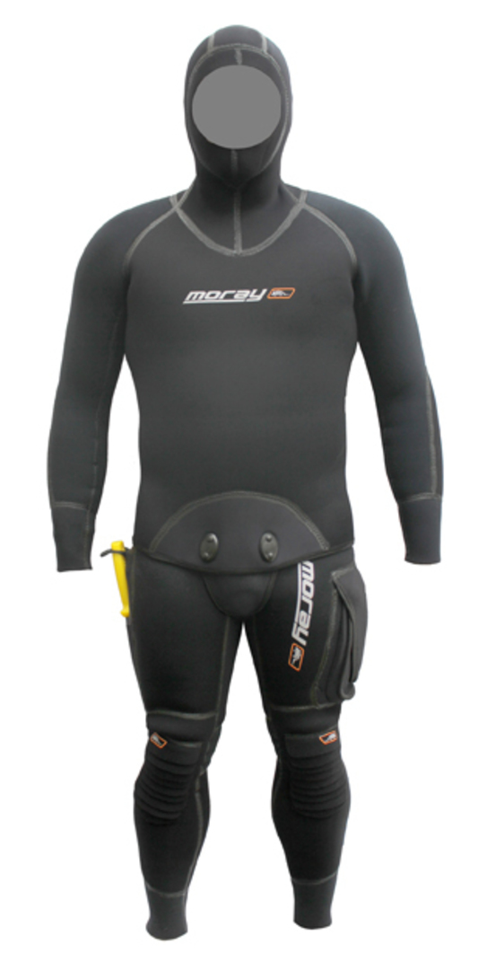 Wetsuit custom features image 1