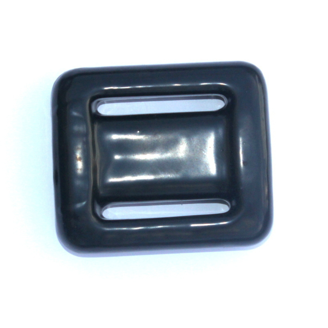 Plastic Covered Lead Weight 1kg image 0