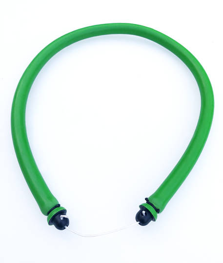 Green Machine 15.5mm Loop Rubber DIY Wishbone (16mm)