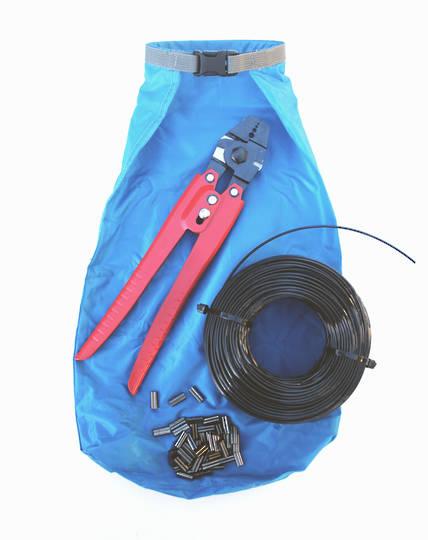 Crimp Kit with dry bag