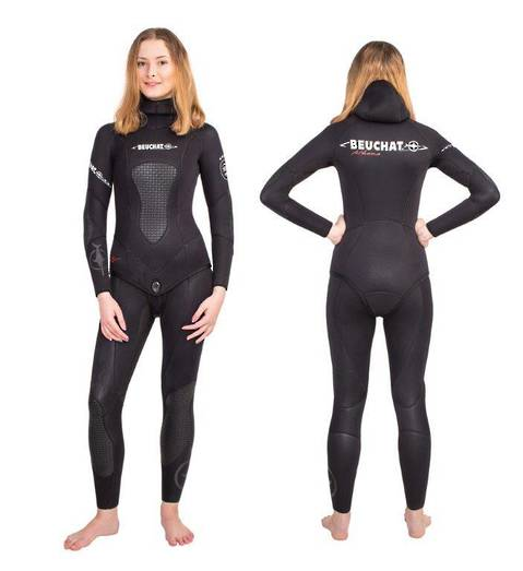 Beuchat Athena Ladies Spearfishing Wetsuit 5mm