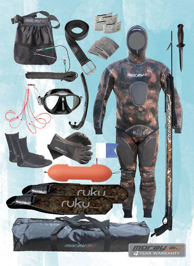 Elite Spearfishing Package
