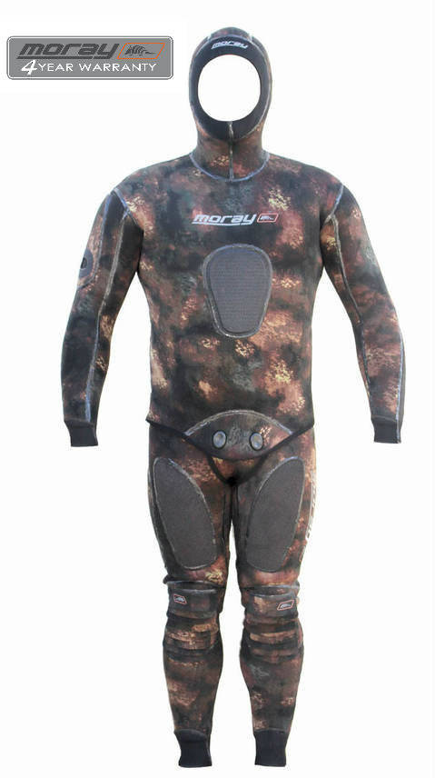 Moray Revolution Camo Wetsuit 5mm