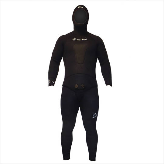 Rob Allen Shadow 5mm Wetsuit Black