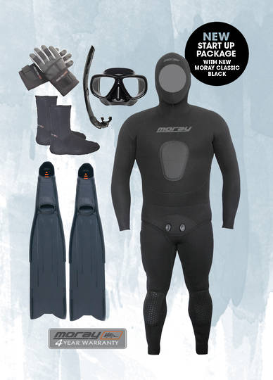 Spearfishing & Freediving Package Deals