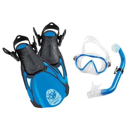 Mares Sea Pals Snorkle Set