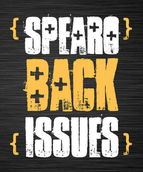 NZ Spearo Back Issues