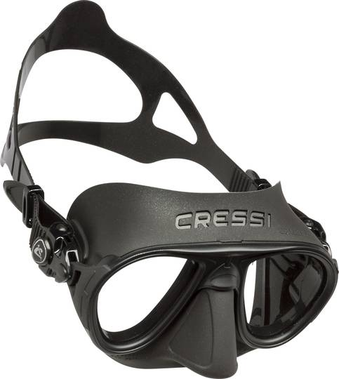 Cressi Calibro Mask Black