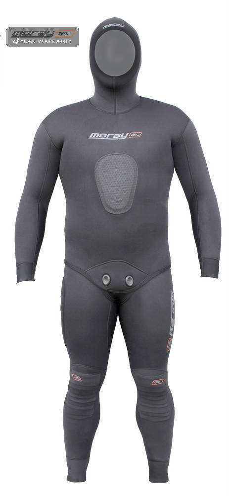 Moray Commando Black 5mm Wetsuit