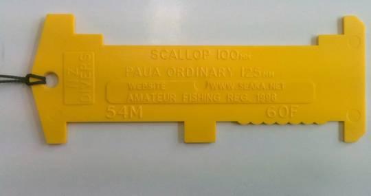 NZ Divers Measure tool