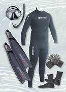 Freedive Multi Sport Package - BLACK