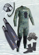 Freedive Multi Sport Package - CAMO