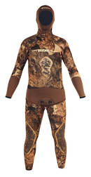 Beuchat Rocksea Camo Entry 5mm Wetsuit
