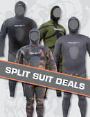 5mm Split Suit Specials