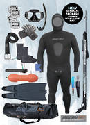Ultimate Spearfishing Package | BLACK