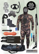 Ultimate Spearfishing Package | Weedline Camo