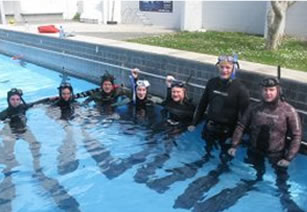 freediving and breath holding course