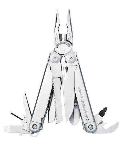 Leatherman Surge w/crimper