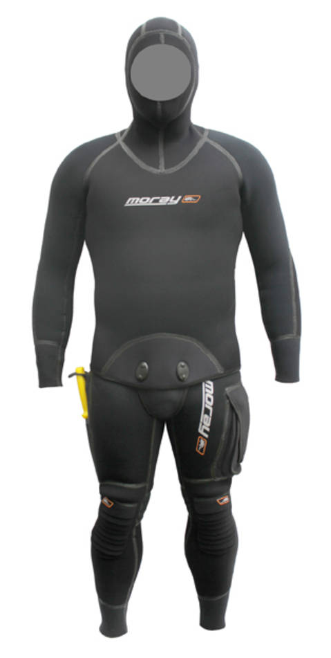 Moray Commercial Dive Suit - Twin Rubber