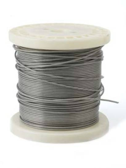 Carbon Coated Stainless Wire