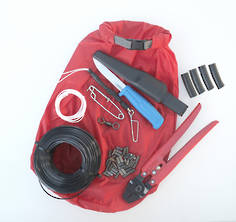 Deluxe Crimp Kit with Dry bag