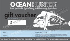 Ocean Hunter Voucher