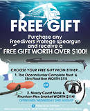Freedivers Protege Series