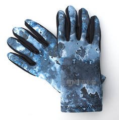 Mares Blue Camo Gloves 2mm