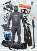 Ultimate Spearfishing Package - BLACK