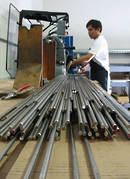 Riffe Threaded Shafts all Size's